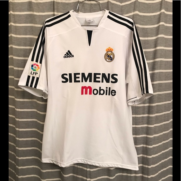 59255e484a6 adidas Other | Real Madrid Jersey | Poshmark